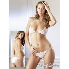 -- Tüll bikini fehérnemű szett