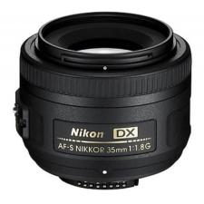Nikon 35 mm 1/1.8 G AF-S DX objektív