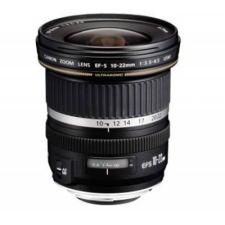Canon EF-S 10-22mm f/3.5-4.5 USM objektív