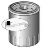 Purflux Olajszűrő LS489A