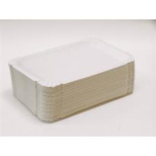 Propack Papírtálca szögletes 10 x 16 cm eldobható termék