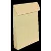 VICTORIA TB4-es redős-talpas, szilikonos tasak, barna kraf t papír, 40 mm talp