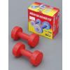 Egyéb sportszer Műanyag kézisúlyzó 3kg - pár