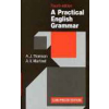 - A Practical English Grammar