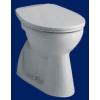 Alföldi Bázis mélyöblítésű alsó kifolyású WC, fehér 4033 00 xx