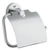 Grohe Essentials WC-papír tartó fedéllel (40367000)