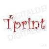 Tprint Minolta A0DK352 magenta toner