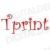Tprint OKI B440 (43979207) toner