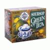 Mlesna zöld tea 100 g Soursop ízesítéssel 50 filter