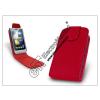 Sligo bőrtok - LG GD510 - piros - SLIGO SIMPLE