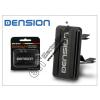 Dension univerzális szellőzőrácsba illeszthető, nano-vákuumos autós telefontartó - Dension Unimount