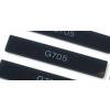 Ericsson G705 előlap alsó takaró fekete