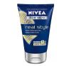 Nivea For Men Real Style Hajformázó krém 100 ml férfi hajápoló szer