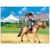 Playmobil Német lovagló póni karámmal - 5111