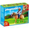 Playmobil Hafling póni karámmal - 5109