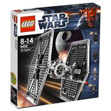 LEGO Star Wars - TIE Fighter 9492 lego