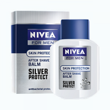 Nivea For Men Silver Protect After shave balzsam 100 ml after shave