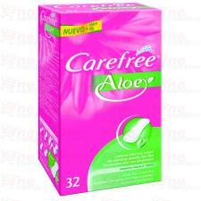 Carefree Tisztasági Betét Aloe Vera 32db intim higiénia