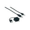 Conrad Mini USB-s csatlakozó készlet, Hama Hama 74218 1 db