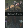 Jonathan Swift OXFORD BOOKWORMS LIBRARY LIBRARY 4 - GULLIVER'S TRAVELS - AUDIO CD PACK