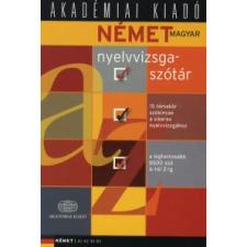 ANGOL-MAGYAR NYELVVIZSGASZÓTÁR nyelvkönyv, szótár