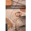 Robert Louis Stevenson OXFORD BOOKWORMS LIBRARY 4. - TREASURE ISLAND - AUDIO CD PACK * 3E