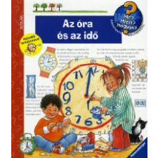 Angela Weinhold AZ ÓRA ÉS AZ IDŐ - MIT? MIÉRT? HOGYAN? 06. gyermek- és ifjúsági könyv