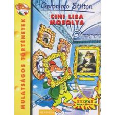 Geronimo Stilton Cini Lisa mosolya gyermek- és ifjúsági könyv