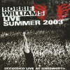 Robbie Williams Live Summer 2003 (CD)