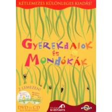 Gyerekdalok és Mondókák (DVD+CD) zene és musical