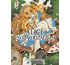 Sakura Kinoshita Alice Csodaországban - Képregény szórakozás