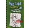 Jeff Kinney Egy ropi naplója: Az utolsó szalmaszál gyermek- és ifjúsági könyv
