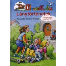 Alexandra Fischer-Hunold Olvasó Kalóz: Lánytörténetek gyermek- és ifjúsági könyv