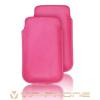 Forcell Forcell Slim Kora Nokia C7-00 univerzális tok, rózsaszín