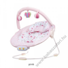 Chipolino Party pink rezgő-zenélő pihenőszék