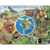 Larsen Dél-Amerika állatvilága AW5 angol