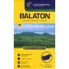 Cartographia Kft. 40 000 - Turistatérkép - Balatoni Kerékpárút