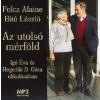 Jelenkor Kiadó AZ UTOLSÓ MÉRFÖLD CD (IGÓ ÉVA - HEGEDŰS D. GÉZA)