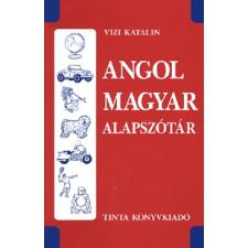 Tinta Könyvkiadó ANGOL-MAGYAR ALAPSZÓTÁR nyelvkönyv, szótár