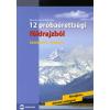 Maxim Könyvkiadó 12 PRÓBAÉRETTSÉGI FÖLDRAJZBÓL /KÖZÉPSZINT-ÍRÁSBELI