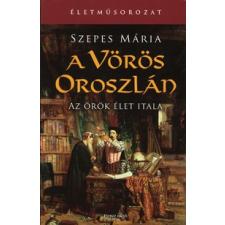 Édesvíz Kiadó A VÖRÖS OROSZLÁN regény