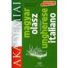 Akadémiai Kiadó Magyar-Olasz szótár / Ungherese-Italiano vocabolario + NET