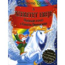Geronimo Stilton A szeretet ereje gyermek- és ifjúsági könyv