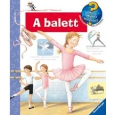 Doris Rübel A BALETT - MIT? MIÉRT? HOGYAN? gyermek- és ifjúsági könyv