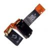 S8530 Wave 2 átvezető fólia hangszóróval és headsetcsatlakozóval