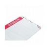 ESSELTE Flipchart papír, sima/sima, 65x100cm, 5x50lap MSZ!