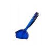 ICO mini mágneses ügyféltoll transzparens kék