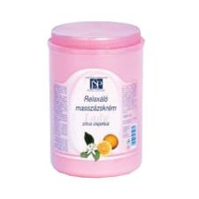 LSP relaxáló masszázskrém  - 1000 ml masszázskrémek, masszázsolajok
