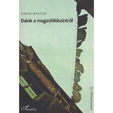Simon Márton Dalok a magasföldszintről irodalom