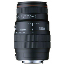 Sigma AF 70-300/4-5.6 DG Macro-Canon objektív